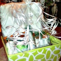 Signature Aaron's Gate Bath & Body Baskets