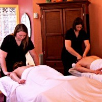 Couple's Cottage Massage